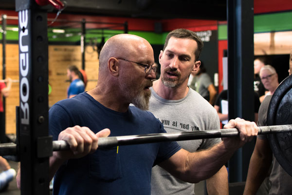 About Adelaide Strength Training